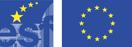Logo ESF a vlajka EU